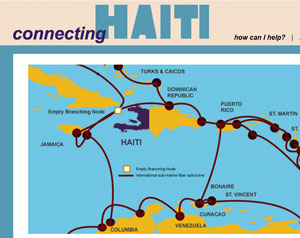 connectinghaiti.com